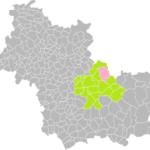 La Ferté-Saint-Cyr dans le canton de Chambord